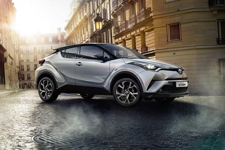 Toyota Wyprzedaż 2017 - Toyota C-HR