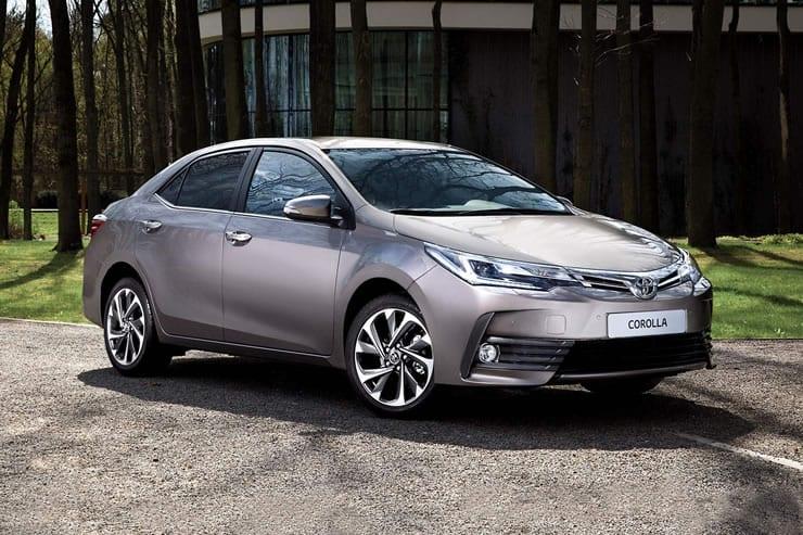 Wyprzedaż Toyoty - Toyota Corolla
