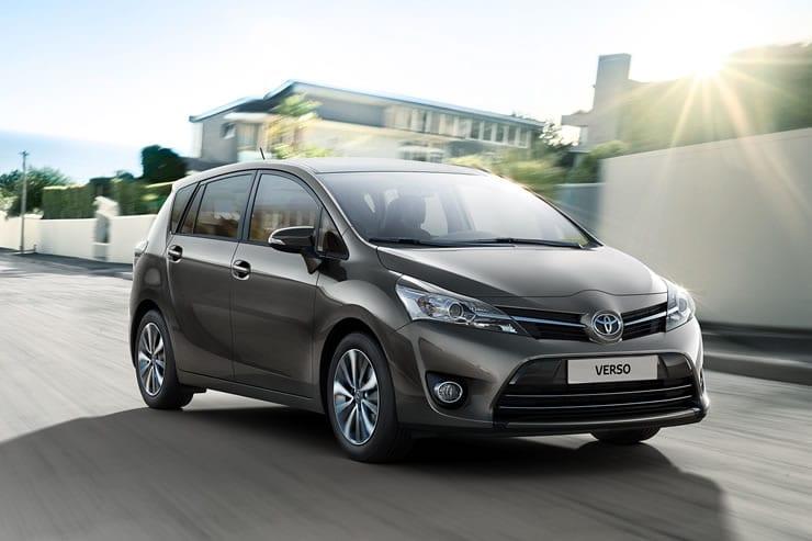 Toyota wyprzedaż - Toyota Verso