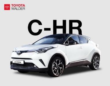 Toyota CHR Gdańsk, Gdynia, Trójmiasto
