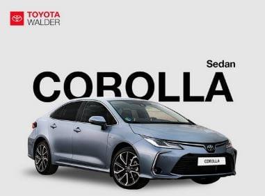 Toyota Corolla Sedan Gdańsk, Gdynia, Sopot, Trójmiasto i okolice – zapytaj o najlepszą ofertę